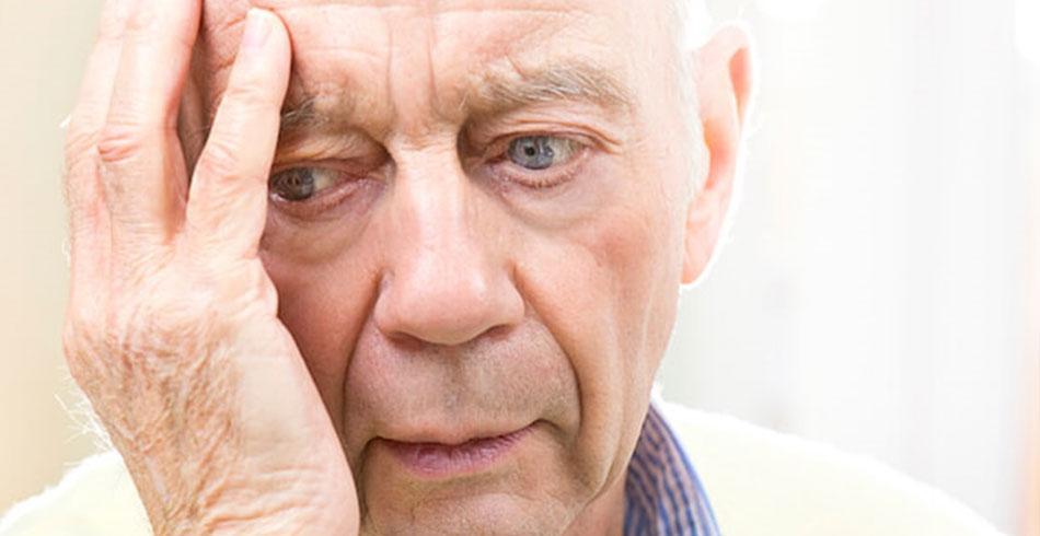 Trudna praca z chorym na Alzheimera