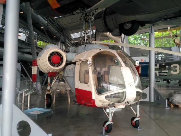 Muzeum Lotnictwa w Schleißheim